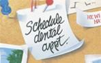 Item# RC147  Note Dental Reminder Card