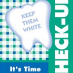 Item# RC148  Tooth Checkup Dental Postcard