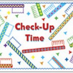 Item# RC150  Dental &#8220;Checkup Time&#8221; Postcard