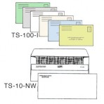 Item# TS-10-NW-LS-COLOR  Medical Billing Envelope Set
