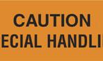 Item# V-BH232  'Special Handling' Label