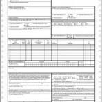 Item# W-ADA-CCF-1-2002  Continuous Claim Form