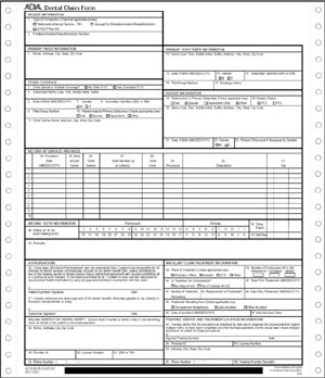 W-ADA-CCF-1-2002 Continuous Claim Form