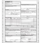 Item# WADA20062  ADA 2006 Dental Claim Form – Two Part Continuous