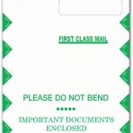 Item# WHCFA-1500-ENV-SSI  HCFA Mailing Envelopes