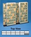 Item# 30-3916  Bi-Slider Lateral Track System for 48″ Cabinets