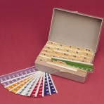 Item# 59-8430  Ancom Alpha Labels – Set