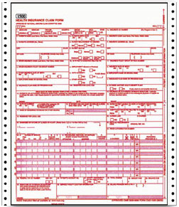 Medical Forms and Healthcare Claim Forms