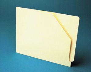 item 63 0100 end tab manila folder jacket